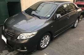 Sell Black 2011 Toyota Altis V Automatic Transmission