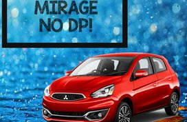 Brand New Mitsubishi Mirage 2019 Hatchback for sale in Metro Manila