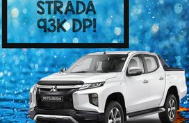 Brand New 2019 Mitsubishi Strada for sale in Metro Manila