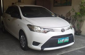 Selling White Toyota Vios 2014 in Quezon City