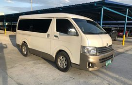 Selling Used Toyota Hiace 2013 at 73000 km in Pasay