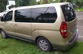 Hyundai Grand Starex 2009 Manual Diesel for sale in Albay