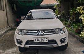 Selling Used Mitsubishi Montero Sport 2012 at 37000 km