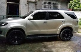 2014 Toyota Fortuner for sale in Muntinlupa