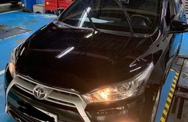 2014 Toyota Yaris for sale in Quezon City