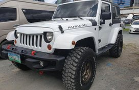 2011 Jeep Wrangler Rubicon for sale in Pasig