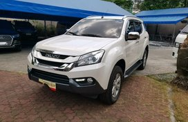 2016 Isuzu Mu-X for sale in Malabon