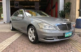 2010 Mercedes-Benz S-Class for sale in Pasig