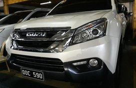 2018 Isuzu Mu-X for sale in Manila