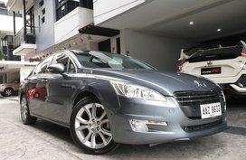 2014 Peugeot 508 for sale in Quezon City
