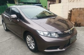 Sell Used 2013 Honda Civic in Bacoor