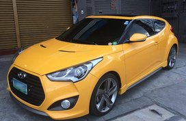 Hyundai Veloster 2013 for sale in Quezon City