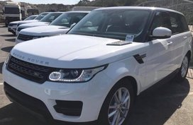 2019 Land Rover Range Rover Sport for sale in Quezon City