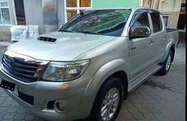 Toyota Hilux 2014 for sale in Tacloban