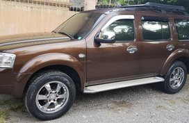 Ford Everest 2007 for sale in Davao City