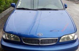 Blue Toyota Corolla 2000 for sale in Biñan