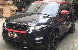 2013 Land Rover Range Rover Evoque for sale in Quezon City
