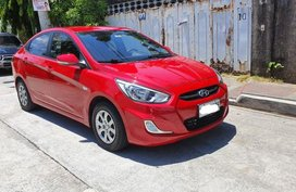 Selling 2016 Hyundai Accent Sedan for sale in Quezon City