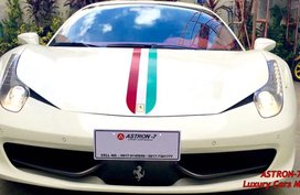 Ferrari 458 Italia 2011 for sale in Quezon City