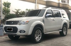 2014 Ford Everest for sale in Metro Manila