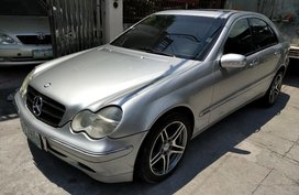 Mercedes-Benz C200 2002 for sale in Muntinlupa