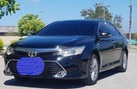 Toyota Camry 2017 for sale in Metro Manila