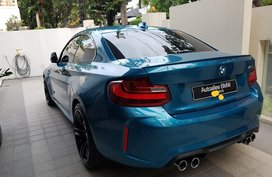 Used BMW M2 best prices for sale - Philippines
