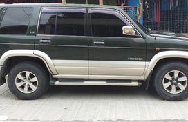 2000 Isuzu Trooper for sale in Bulacan