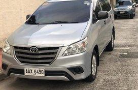 Toyota Innova 2014 for sale in Metro Manila