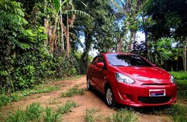 Mitsubishi Mirage 2015 Hatchback for sale in Kawit