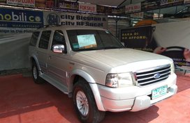 Selling Silver Ford Everest 2005 in Parañaque