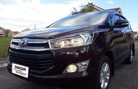 2017 Toyota Innova for sale in Lipa