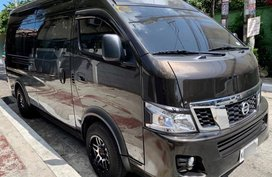 2017 Nissan Nv350 Urvan for sale in Quezon City