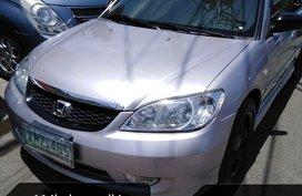 Honda Civic 2002 for sale in Manila