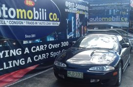 Black Mitsubishi Eclipse 1998 for sale in Parañaque