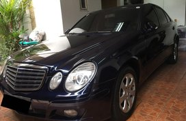 Mercedes-Benz E-Class 2007 for sale Quezon City