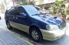 2003 Kia Sedona for sale in Quezon City