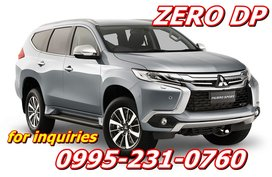 Brand New 2019 Mitsubishi Montero Sport for sale in Caloocan