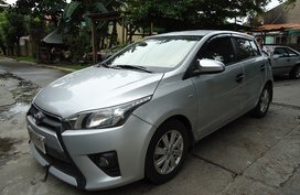 Used 2015 Toyota Yaris at 47800 km for sale in Cainta