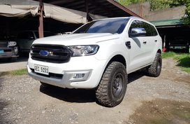 Sell 2nd Hand 2016 Ford Everest Automatic Diesel
