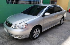 Used 2002 Toyota Corolla Altis at 80000 km for sale
