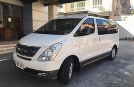 Selling Used Hyundai Grand Starex 2009 Manual Diesel
