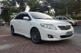 2008 Toyota Altis for sale in Quezon City