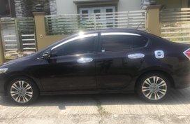 Selling Black Honda City 2013 at 103986 km