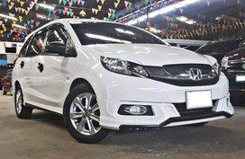 White 2016 Honda Mobilio for sale in Quezon City