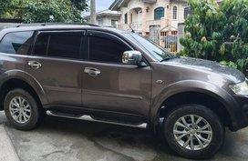 Selling Brown Mitsubishi Montero Sport 2014 in Bulacan