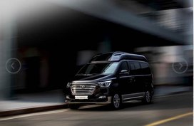 Sell 2019 Hyundai Starex at 4000 km in Angeles