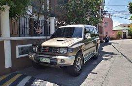 2001 Mitsubishi Pajero for sale in Manila