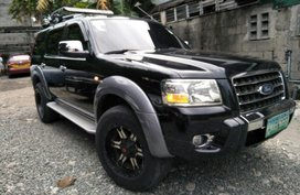2009 Ford Everest for sale in Manila