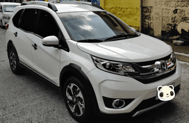 Used 2017 Honda BR-V for sale in Quezon City